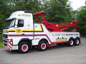 PRE OWNED RECOVERY VEHICLES FOR SALE REF LR2